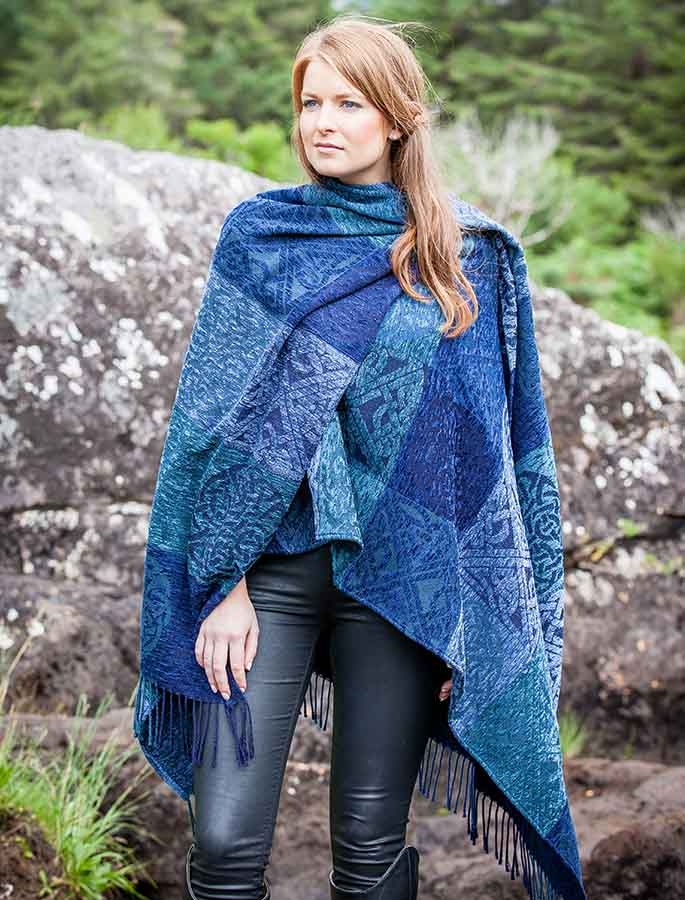 Glenaran Celtic Pattern Wrap