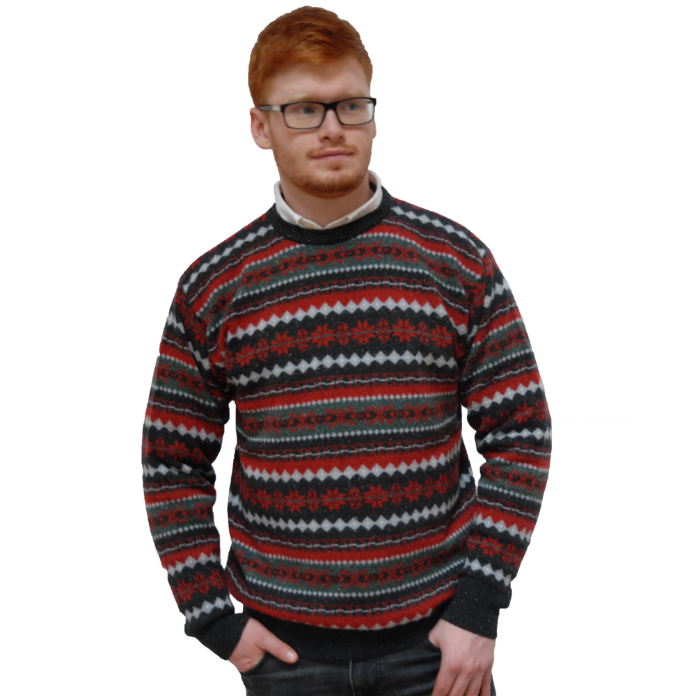 Fairisle Sweater by Kerry Woollen Mills