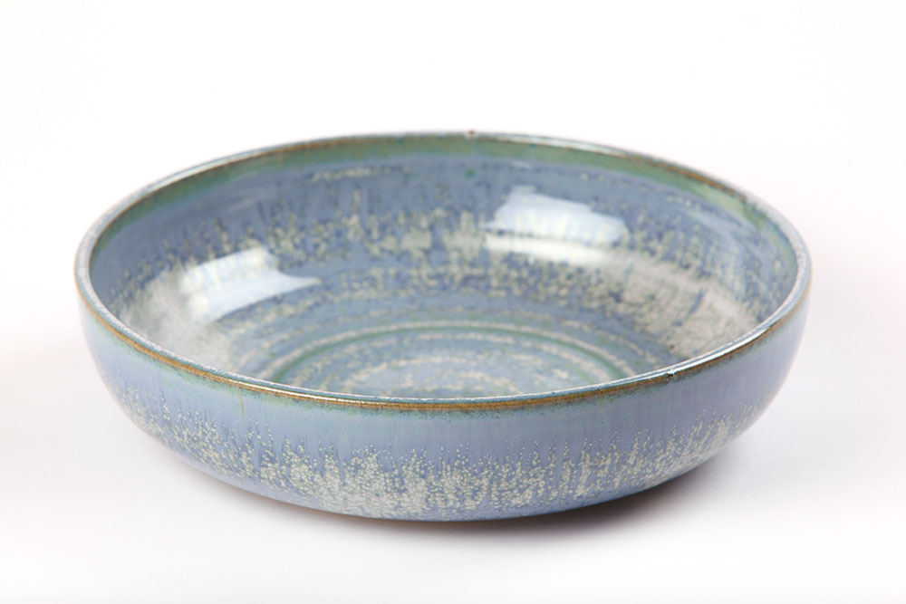 Hand-thrown Pasta Bowl by Dunbeacon Pottery