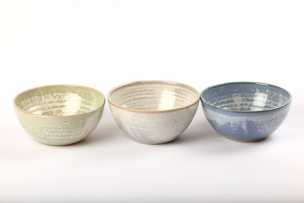 Hand-thrown Cereal/Soup Bowl by Dunbeacon Pottery