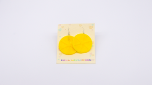 Lemon Slices Earrings