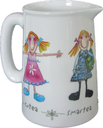 Tea Ladies Jug. Product thumbnail image
