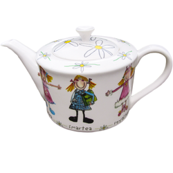 Tea Ladies Teapot.. Product thumbnail image