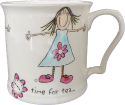 Time for Tea Mug. Product thumbnail image