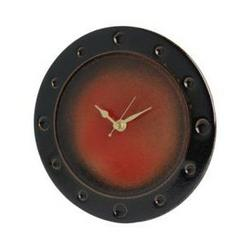 Wall clock by Louis Mulcahy. Product thumbnail image