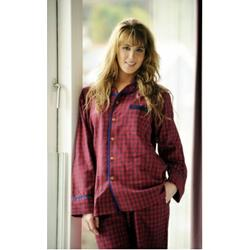 Ladies Irish Country Flannel Pyjamas. Product thumbnail image