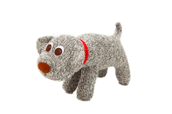 Red Rufus Sock Dog. Product thumbnail image