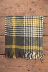 Michael Collins Throw by Foxford Woollen Mills. Product thumbnail image