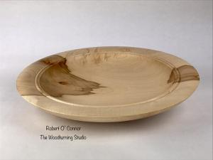Irish Maple Platter. Product thumbnail image