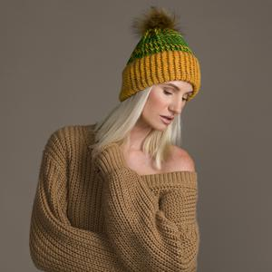 green gold bobble. Product thumbnail image