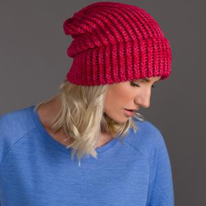 rose red slouch. Product thumbnail image